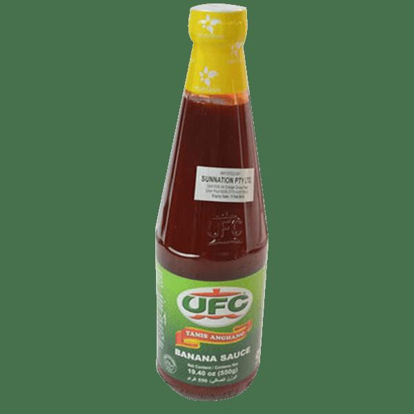 UFC Banana Ketchup (550g)