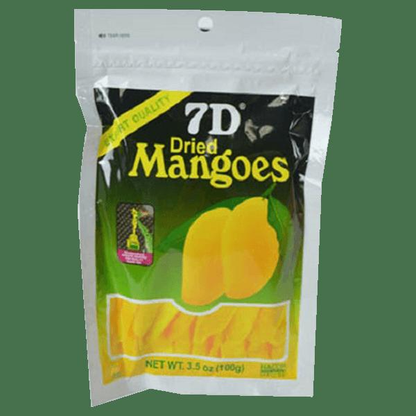 7D Dried Mango (100g)