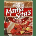 Mama Sita's Spicy Sauce (Caldereta) Mix (50g)
