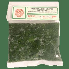 Frozen Leaves Malunggay (Horseradish) (226g)