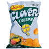Leslie's Clover Chips Ham & Cheese (145g)