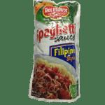 Del Monte Spaghetti Sauce Filipino Style (1kg)