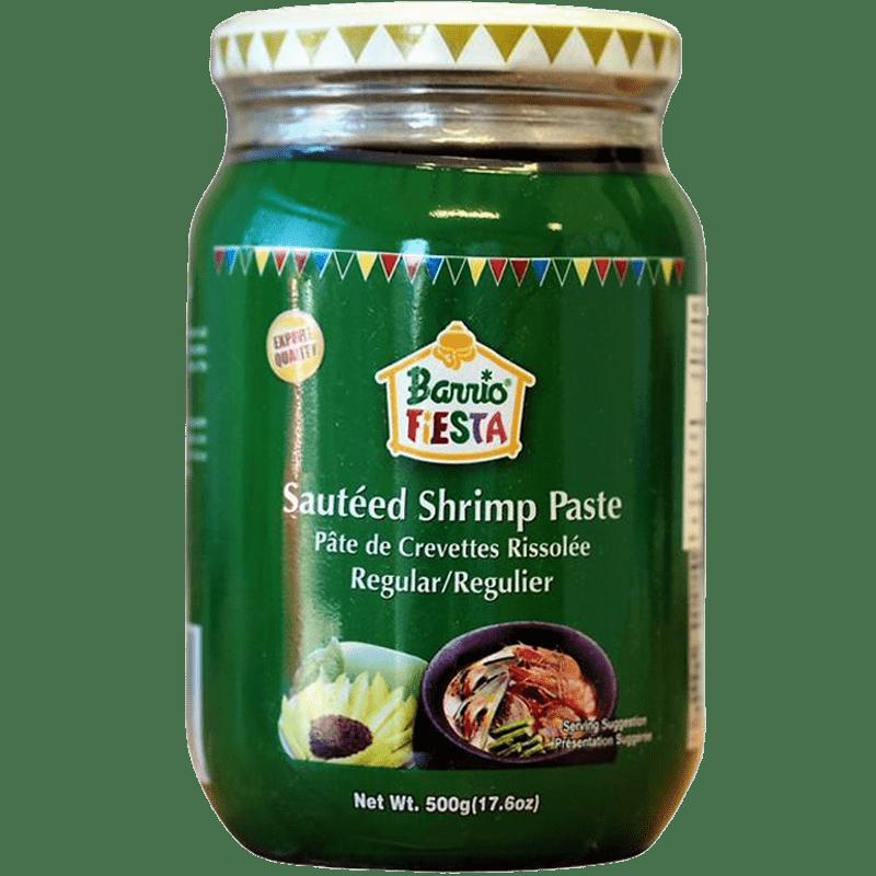 Barrio Fiesta Sauteed Shrimp Paste Regular (500g)