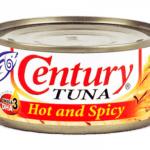 Century Tuna Hot & Spicy (180g)