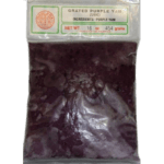 Frozen Grated Ube (Purple Yam) (454g)
