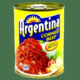 Argentina Corned Beef (260g)