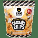 Irvins Salted Egg Cassava Chips (105g)
