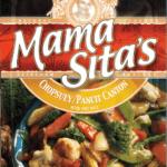 Mama Sita's Chopsuey/Pancit Canton (Stir Fry) Mix (40g)