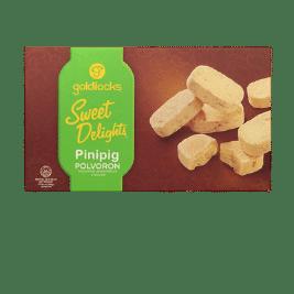 Goldilocks Polvoron Pinipig (12pcs) (300g)