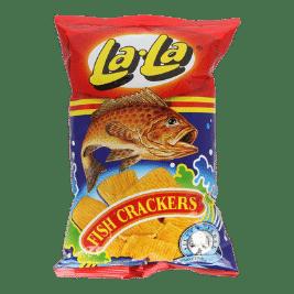 Lala Fish Crackers (100g)
