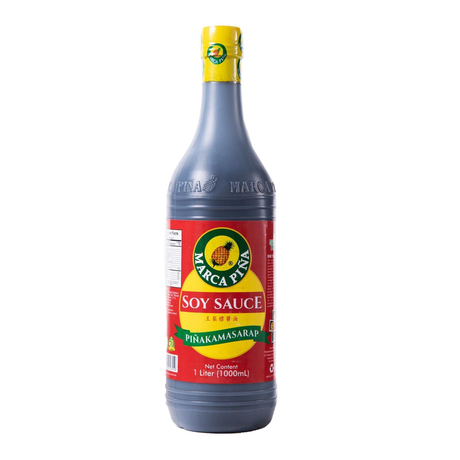 Marca Pina Soy Sauce (1L)