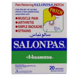 Hisamitsu Salonpas (20patches)