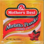 Mother's Best Annatto Powder (10g)