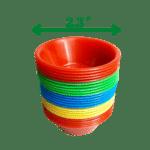 Plastic Puto/Kutsinta Cup Moulder Medium (10pcs)