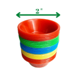 Plastic Pichi Pichi Cup Moulder Small (10pcs)