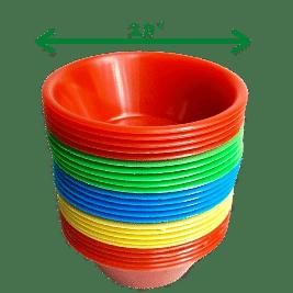 Plastic Puto/Kutsinta Cup Moulder Large (10pcs)