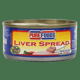 Purefoods Liver Spread (85g)