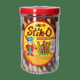 Stik-O Wafer Stick Chocolate (380g)