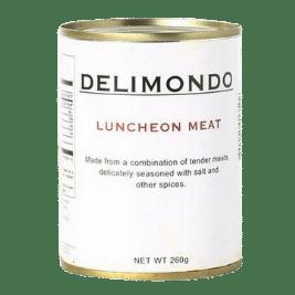 Delimondo Original Luncheon Meat (260g)