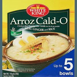 White King Arrozcaldo (Chicken Rice Porridge) Mix (113g)