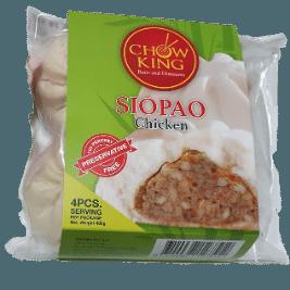 Chowking Siopao Chicken Bola Bola (4pcs) (480g)