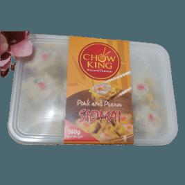 Chowking Pork and Prawn Siomai (300g)