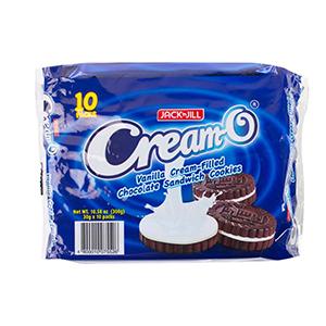 Cream-O Vanilla (10pack) (300g)