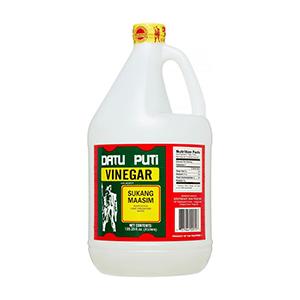 Datu Puti White Vinegar (4L)