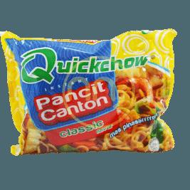 Quick Chow Pancit Canton Classic (65g)