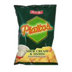 Jack & Jill Piattos Chips Sour Cream (85g)