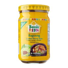 Barrio Fiesta Sauteed Shrimp Paste Sweet (250g)