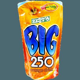 Zest-O Big 250 Orange Juice (250ml)