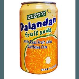 Zest-O Dalandan Soda (330ml)