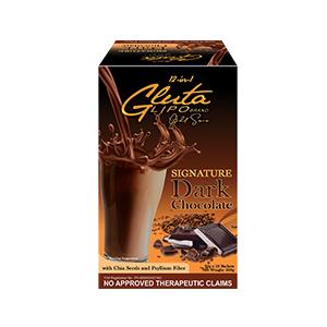 Gluta Lipo Signature Dark Chocolate