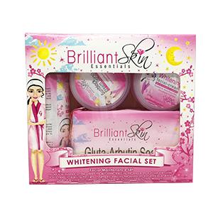 Brilliant Skin Whitening Facial Set