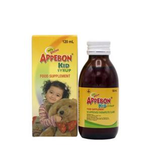 Appebon Kid Syrup (120ml)
