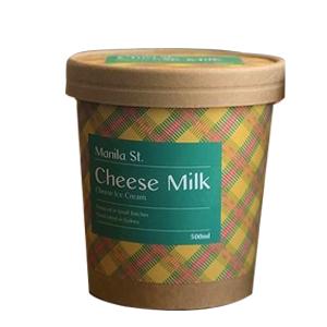 Manila St. Cheese Milk Ice Cream (500ml)