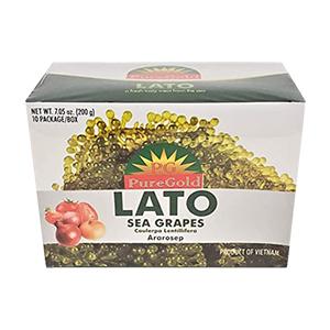 Sea grapes (Araropsep-Lato) (100g)