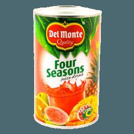 Del Monte Four Seasons Juice (Can) (46oz)