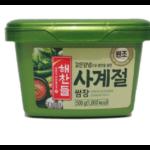 CJ Korean Seasoned Soybean Paste (500g)