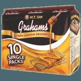 Graham Crackers Honey (10pack) (250g)