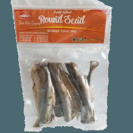 Pontiac Dried Salted Roundscad (100g)