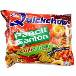 Quick Chow Pancit Canton Chilimansi (65g)