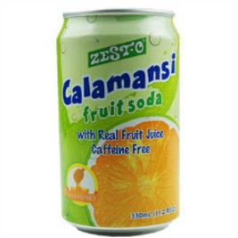 Zest-O Calamansi Soda (330ml)