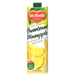 Del Monte Pineapple Juice (Tetra) (1L)