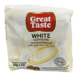 Great Taste 3-in-1 White Coffee (300g)