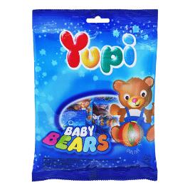 Yupi Baby Bears (120g)