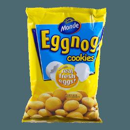 Monde Egg Nog (130g)