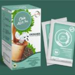Chia Milk Tea Okinawa Flavor