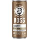 Boss Coffee Iced Latte Can (237ml)